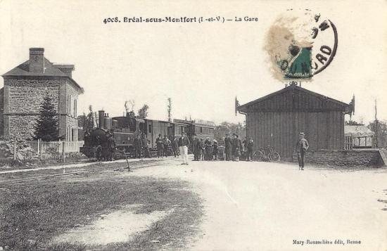 Gare breal