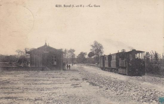 Gare de bovel