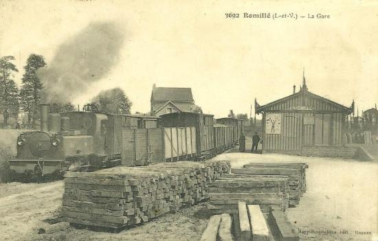 Gare romille