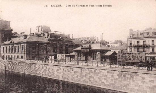 Gare viarmes fac sciences
