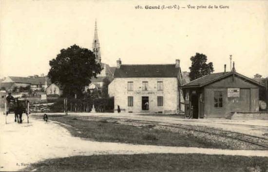 Tramways d'Ille-et-Vilaine (TIV) Gosne1