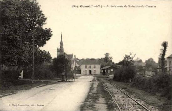 Tramways d'Ille-et-Vilaine (TIV) Gosne2