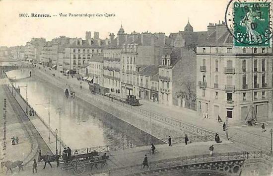 Quais tramway